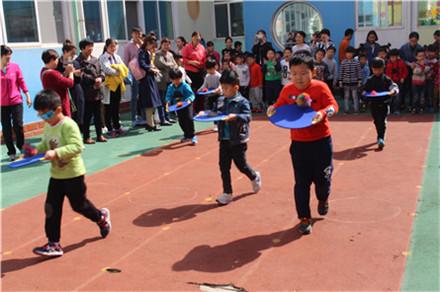 幼儿园游戏运动会园长致辞